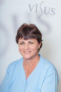 Dana Wolfová Ambulantní sestra na sítnicové ambulanci, Náchod