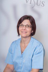 Hana Schmidová Staniční sestra ambulancí, Náchod