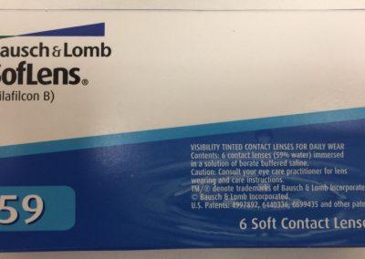 Soczewki kontaktowe SofLens