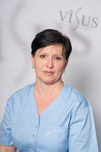 Jana Kopecká, Ambulantní sestra, Hradec Králové