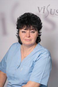 Jana Rašková, Ambulantní sestra, Hradec Králové