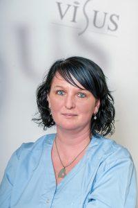 Jana Kociánová, Příjmová sestra na operační části, Náchod