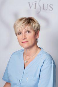 Věra Darmovzalová Ambulantní sestra, Hradec Králové
