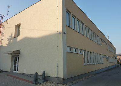Poliklinika v Dobrušce
