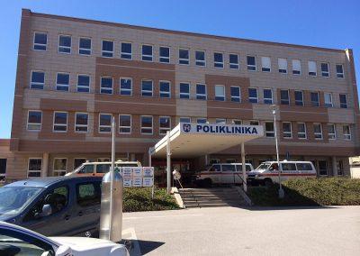 Poliklinika v Náchodě