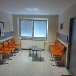 Čekárna na pracovišti VISUS v Polici nad Metují