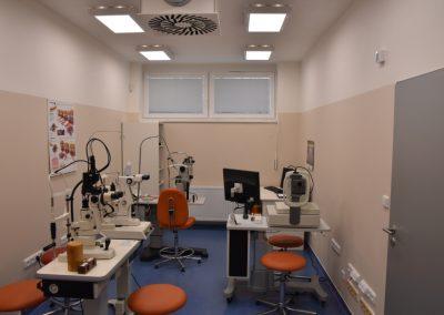 Ambolatorium ds. opieki nad pacjentami z chorobami siatkówki i cukrzycowymi powikłaniami oka