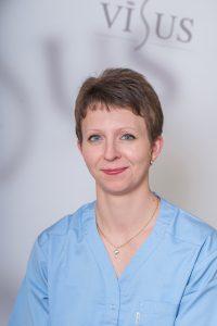 Kristýna Šturmová Ambulantní sestra, Náchod a Police nad Metují