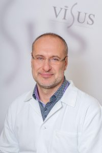 MUDr. Pitaš Antonín, Vedoucí lékař ambulancí Náchod a operačního oddělení