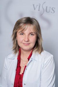MUDr. Jitka Kalinová Vedoucí lékař ambulancí