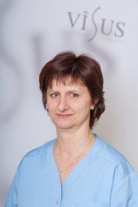 Marie Šefcová Ambulantní sestra, Náchod